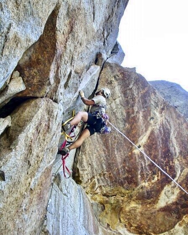 Aid Climbing on Washington Column, an ideal first Big Wall, Yosemite...