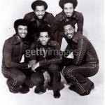 The Temptations, Dennis Edwards front left