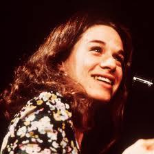 Carole King in 1972