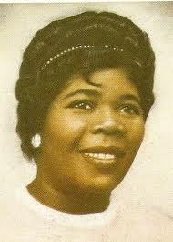 Cedella Booker, Bob's mother