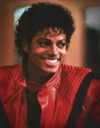 MichaelJackson:smile:redjacket