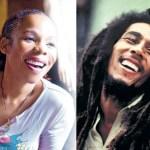 Cedella & Bob Marley
