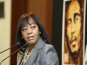 Jamaica's Ambassador to Mexico, Sandra Grant Griffiths