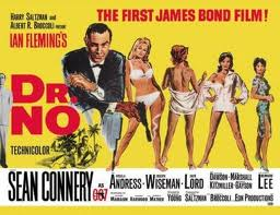 JamesBond:Dr.No:Poster