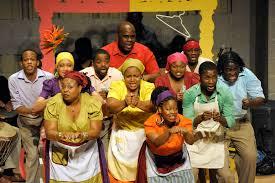 The Braata Folk Singers