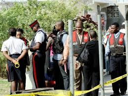 Crime Scene in Kingston