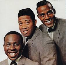 The Impressions - Curtis Mayfield in front.