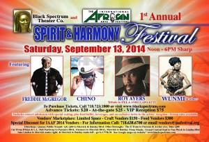 Spirit:HarmonyFestival
