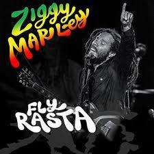 ZiggyMarley:FlyRastaLogo
