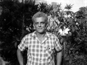 Dennis Hall in 1965
