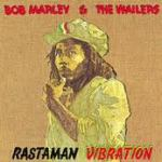 Rastaman Vibration:albumcover