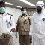 The Ebola scare