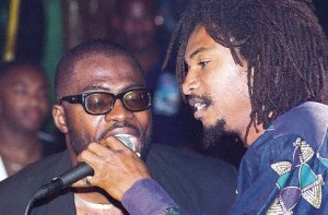 Richie Stephens & Garnet Silk