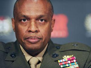 Major General Vincent Stewart