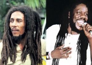 Bob Marley & Dennis Brown