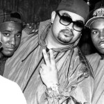 Heavy D w/ Tribe Called Quest in 1990.