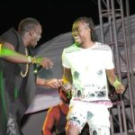 Akon and Beenie Man in action!