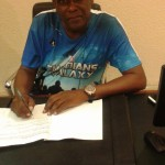 Peter Metro recently signs a management agreement with Clinton Lindsay.
