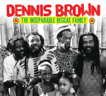 "TAD'S RECORDS TO RELEASE NEW COMPILATION ""DENNIS BROWN: THE INSEPARABLE REGGAE FAMILY"" IN MAY!"