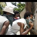 A scene from Jamaican film Betta Mus Come
