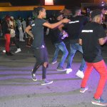 A typical dance scene in jamaica