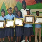 Aidonia and scholarship recipients