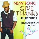 MALVO SCORES NUMBER ONE WITH 'GIVE THANKS'!