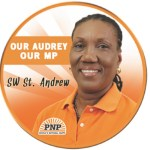 Audrey Smith Facey lost out to Brown Burke
