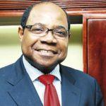 Tourism Minister Ed Bartlett
