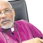 Bishop Howard Gregory