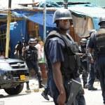 police in hot spots