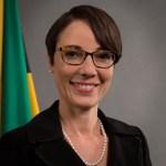 Kamina Johnson Smith Foreign Affairs minister