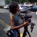 filmaker Gabrielle Blackwood