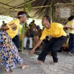 Kumina dance hardly found in Kingston