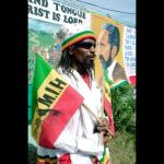 A Rastafarian