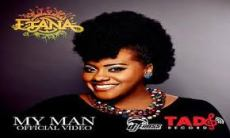 "ETANA'S ""MY MAN"" RETAINS ITS TOP POSITION FOR THE SECOND WEEK!"