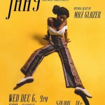 Jah9 at SOBs Flyer_120617