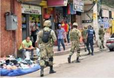 NEARLY 200 PEOPLE HAVE BEEN ARRESTED IN ST. JAMES' STATE OF EMERGENCY!