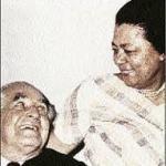 Alexander Bustamante & Lady Bustamante