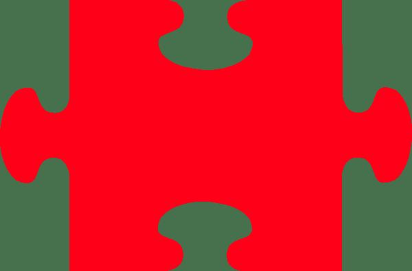 8 Piece Puzzle Template – Puzzle Piece Template