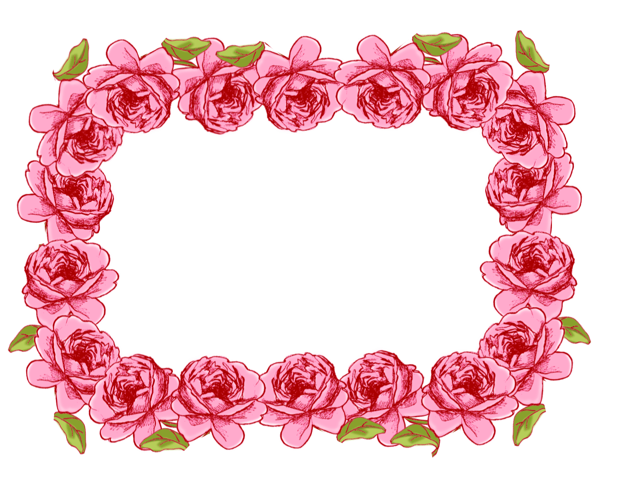 Ali 3d Name Wallpaper Free Download Free Faux Vintage Roses Frame And Borders Png