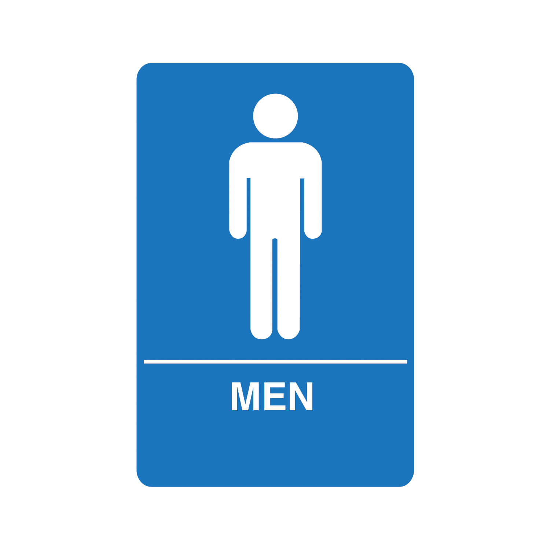 Bathroom Signs Clipart men bathroom sign clipart best