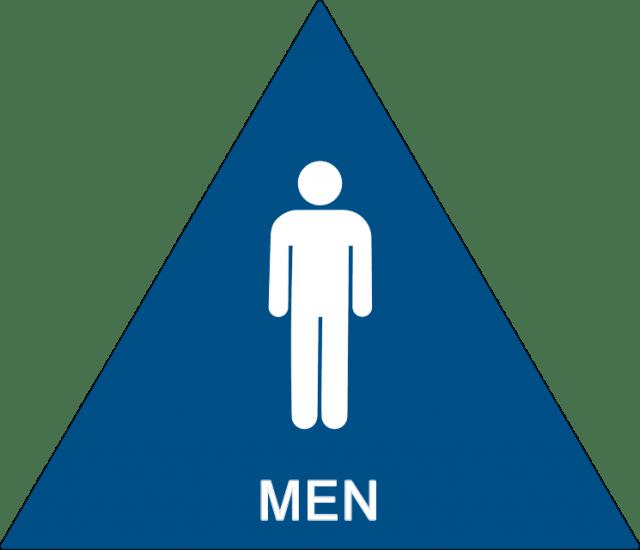 Bathroom Sign Png mens bathroom sign png