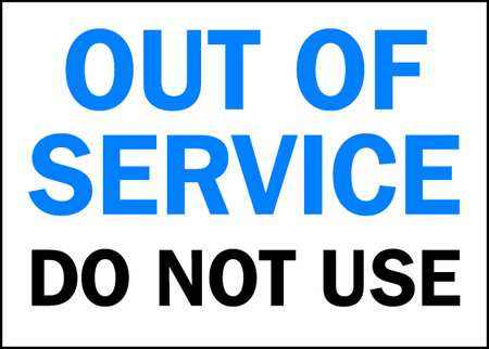 Do Not Use Sign Clipart Best