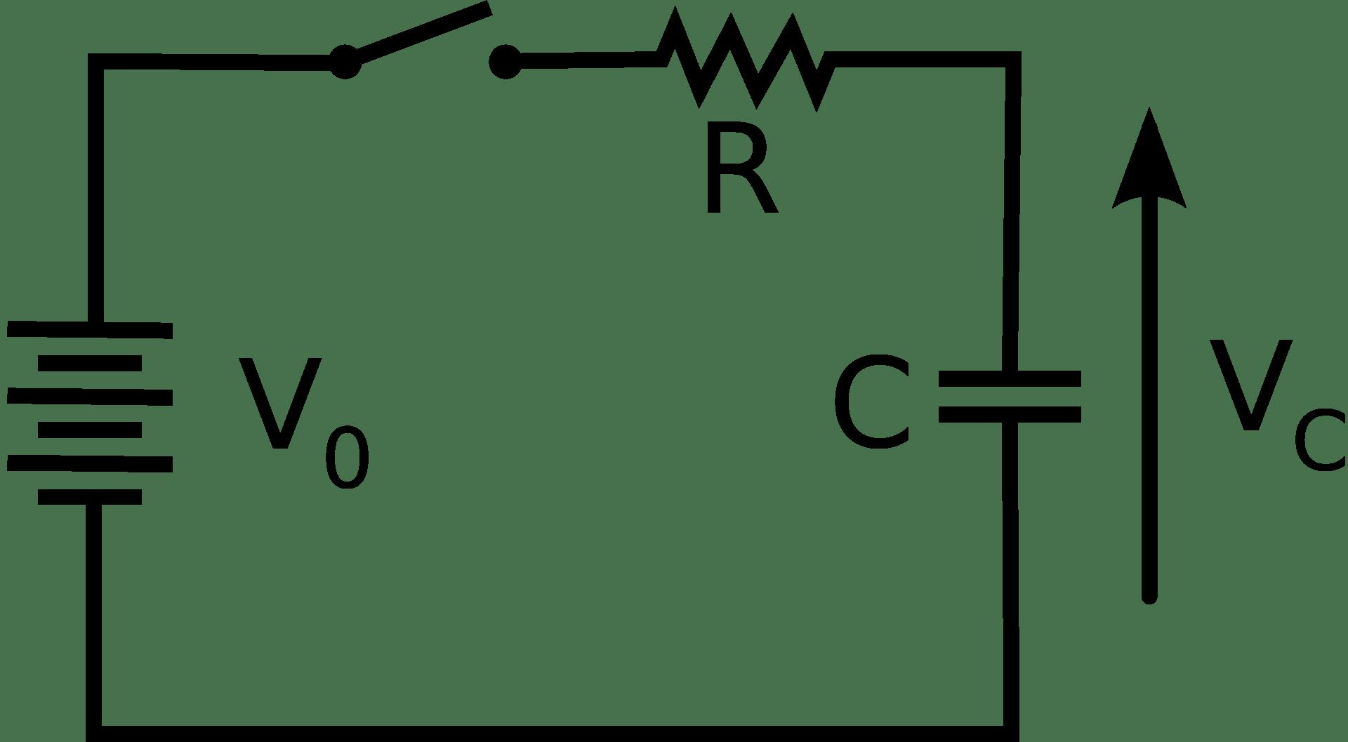 capacitor circuit symbol
