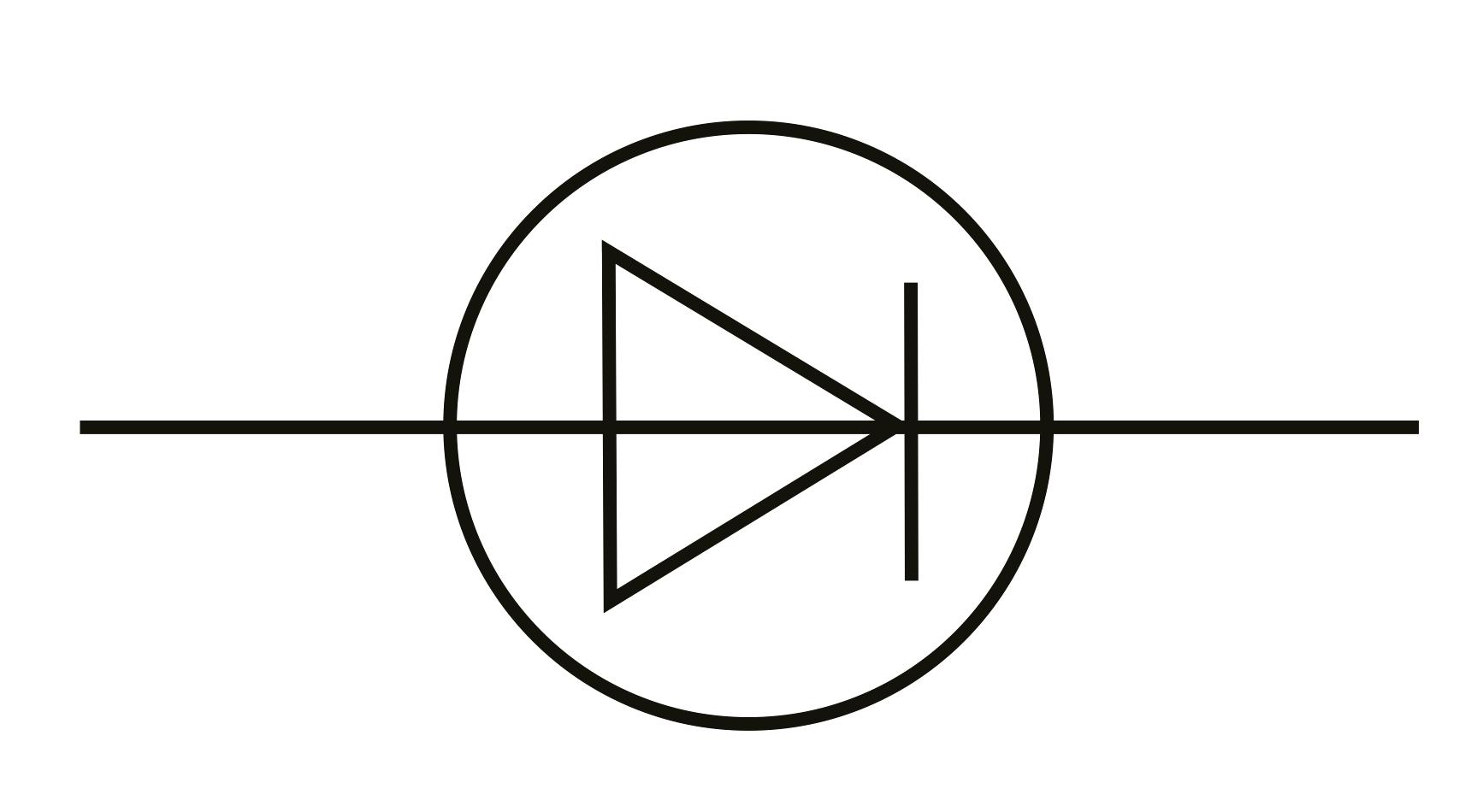 diode symbol electrical symbols