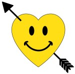 Animated Smiley Face With Heart