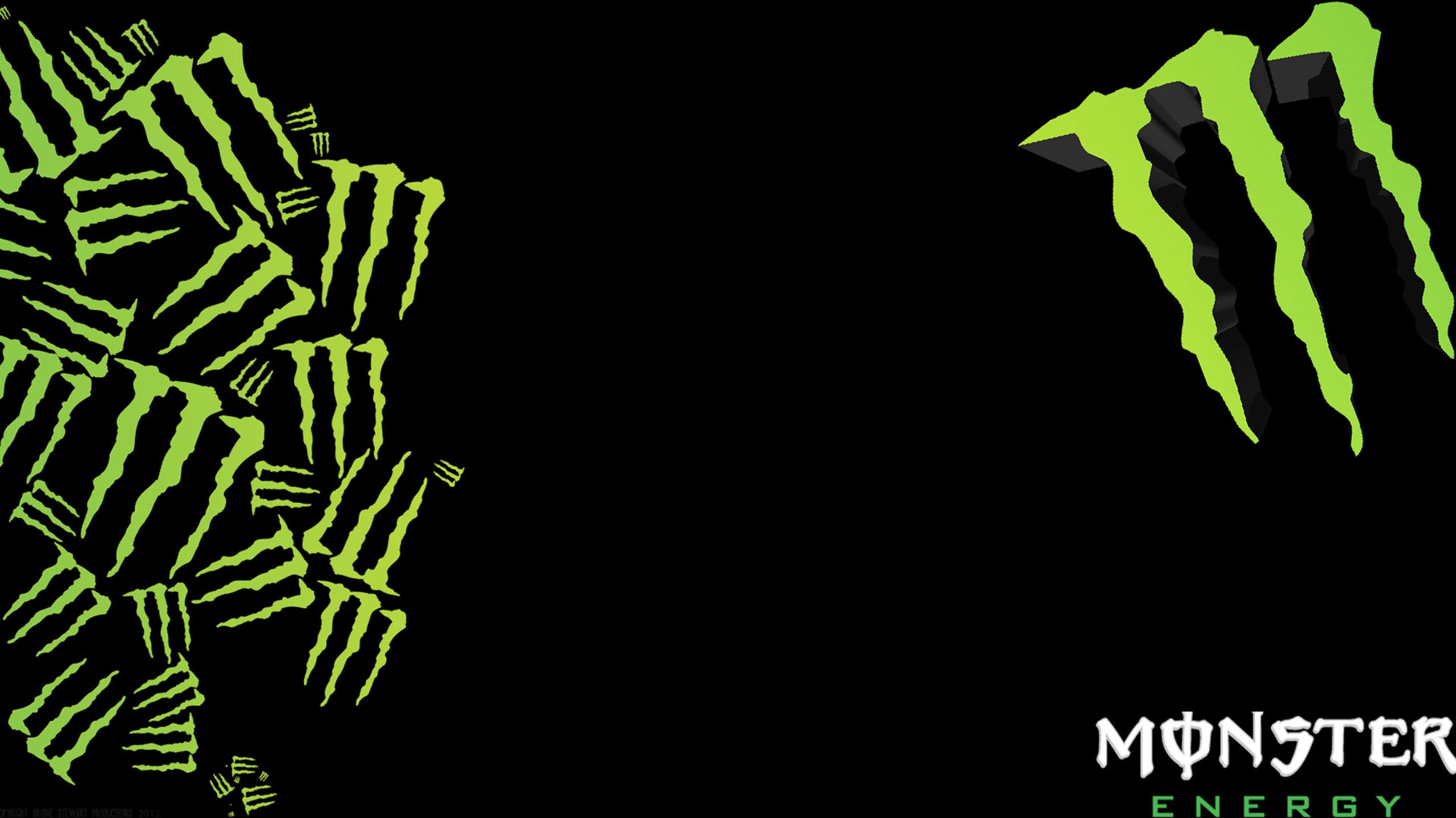 Rockstar Energy Wallpaper For Iphone Wallpaper Logo Monster Clipart Best