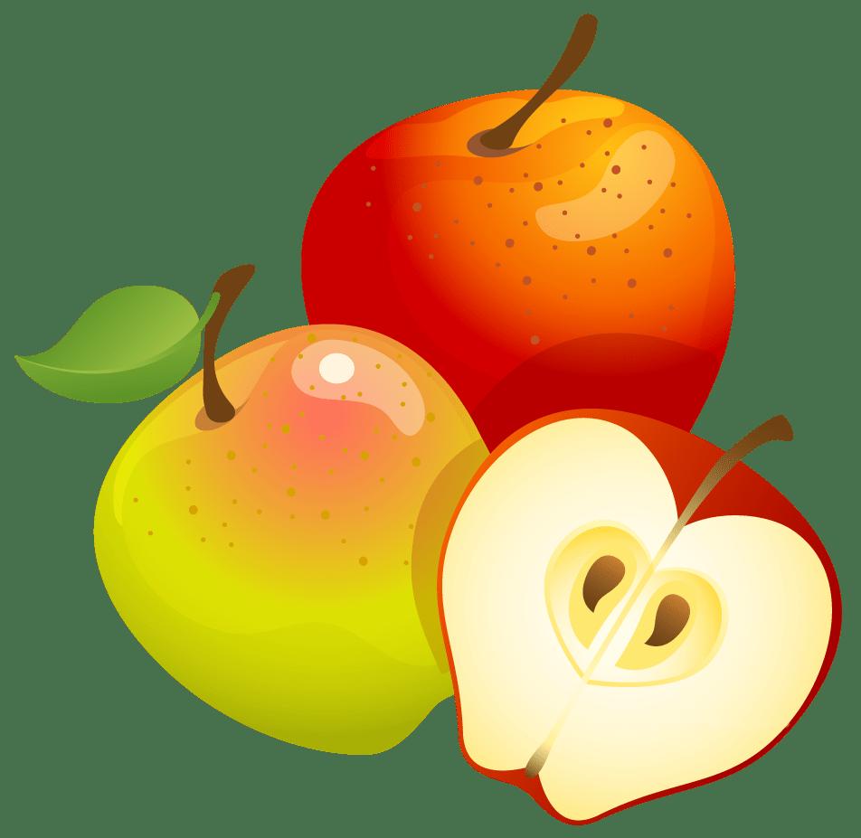 Free Snow Falling Wallpaper Apples Clipart Best