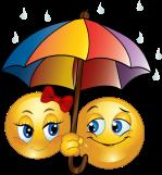 Umbrella Emoticon